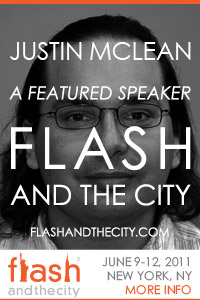 Flash and the City conference