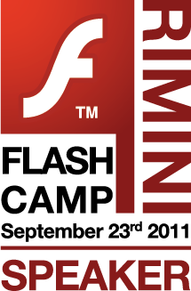 Flash Camp Italy Rimini conference